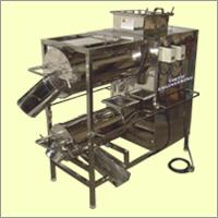 Pulper Making Machin