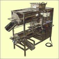 Double Type Pulper Machine 1 Hp 2 Hp