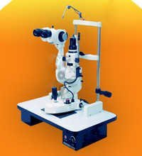 Slit Lamp Z Stepper Magnification
