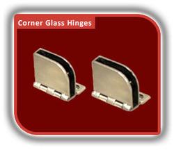Corner Glass Hinge