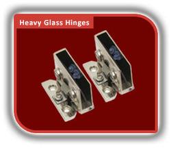 Heavy Glass Hinge