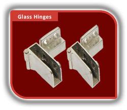 SS Glass Hinge