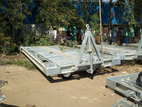 Galvanized Pallet Dollies