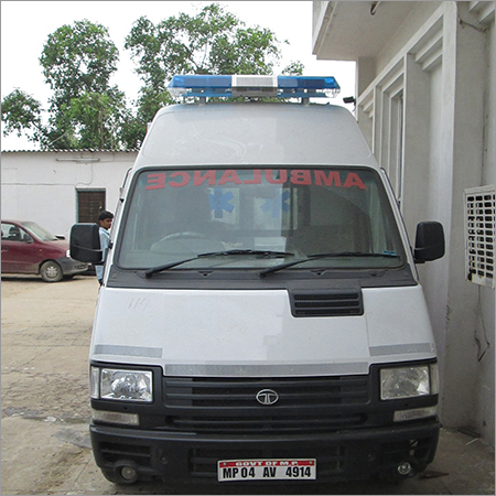Tata Winger Ambulance Fabricator