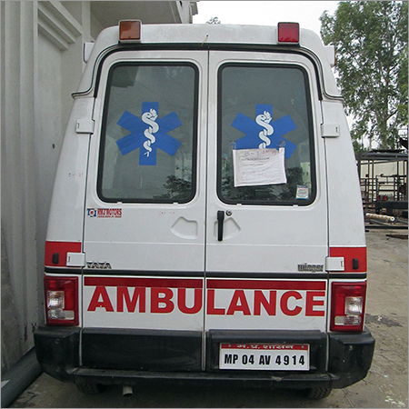 Force Tempo Traveller Ambulance fabrication