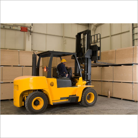 Automatic Hydraulic Forklift