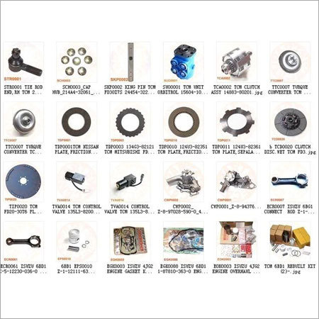 Tractor Fork Parts
