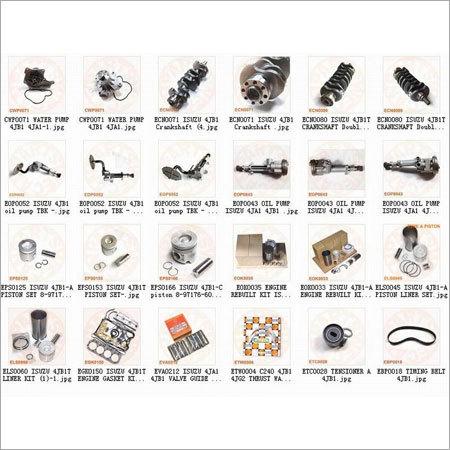 Diesel Forklift Parts