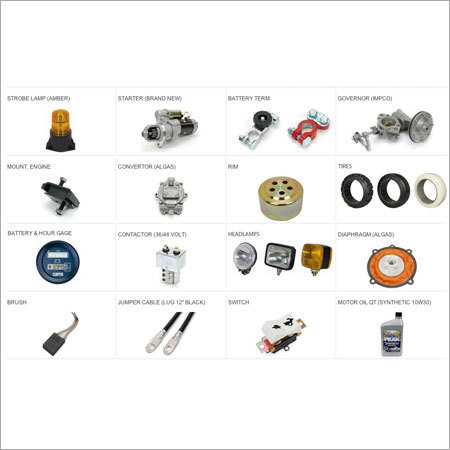 Diesel Forklift Spares