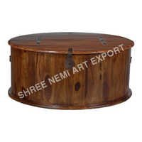 Jali Range Furniture-Round box