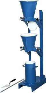 Compaction Factor Apparatus :IS:1199