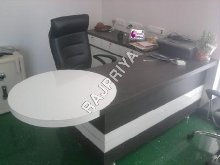 PVC Office Table