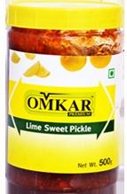 Omkar Sweet Lemon Pickle