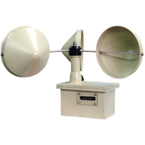 Robinson's Cup Anemometer (with flash light)