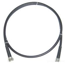 DIN female to n female half inch super flexible cable