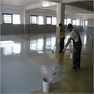 Self Leveling Epoxy Paints