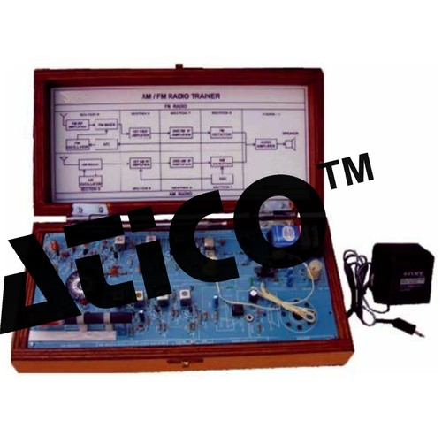 AM and FM Radio Trainer Kit