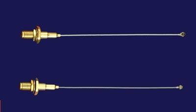 SMA Female Bulkhead FN to UFL Cable