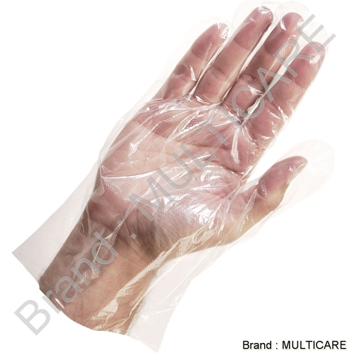 Disposable Plastics Gloves (CE)
