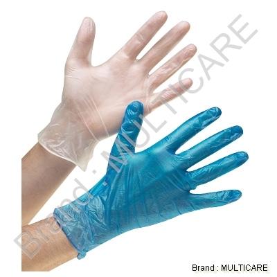 Vinyl Powder Free Gloves (CE)