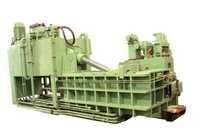 Double action Baling Press