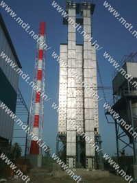80 ton drier