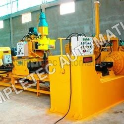 Hydraulic Track Pin Press
