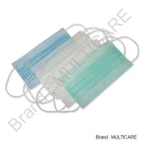 2 Ply Face Masks Tie On / Elastic