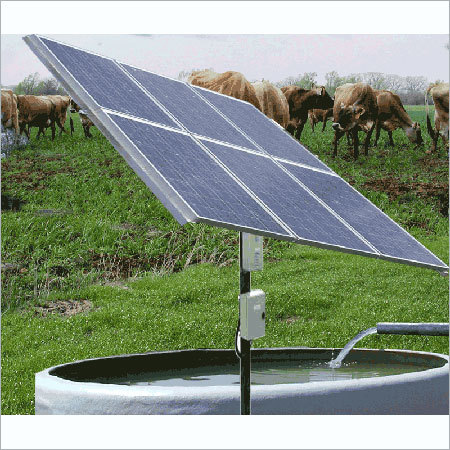 Solar Water Submersible Pump