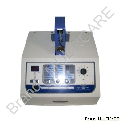 Digital Traction Machine