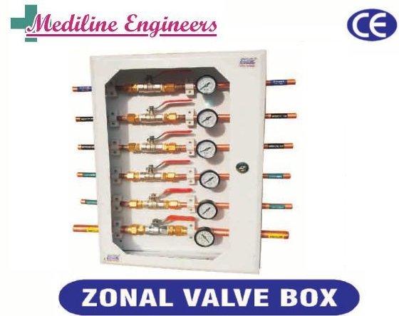 Zonal Valve Boxes