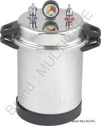 Pressure Cooker Type Autoclave