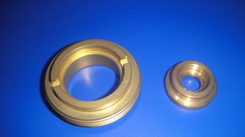 CNC Machined Brass Parts