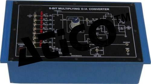 8-Bit Multiplying Digital to Analog Converter
