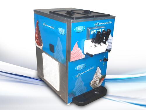 Single Falvour Ice Cream Machines