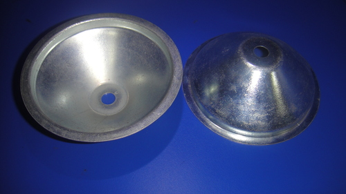 Steel Top Cover with passivation