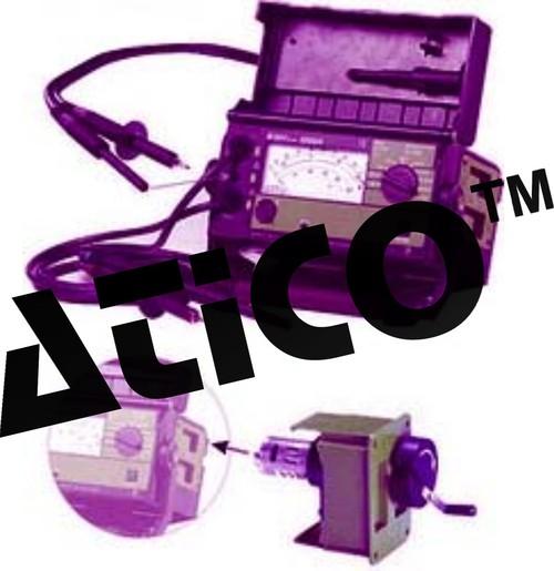 Analog High Voltage Insulation Tester