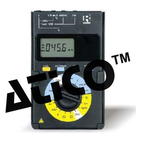 3 3/4 Digital Multimeter