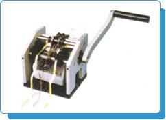 Manual Cut & Bend Machine