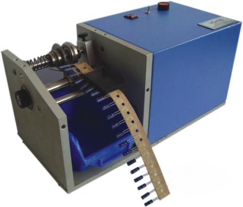 Motorised Radial De-taping Machine