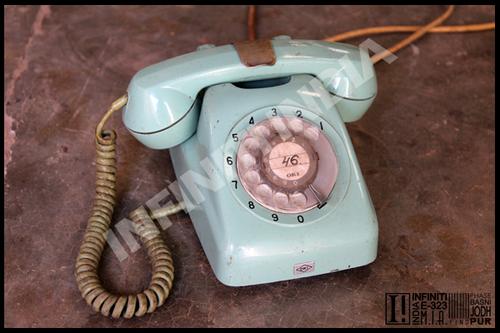 Vintage Antique Phone