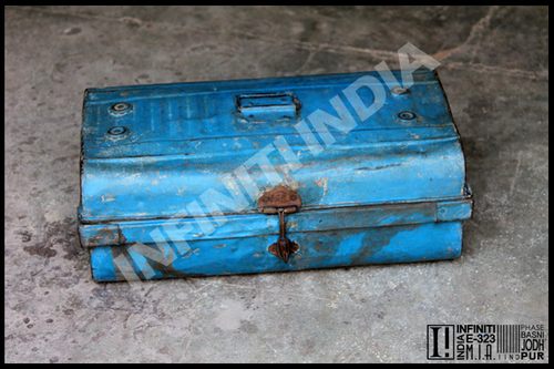 Vintage Antique Trunk