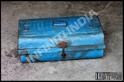 Vintage Antique Trunk