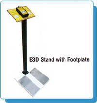 ESD Stand With Footplate