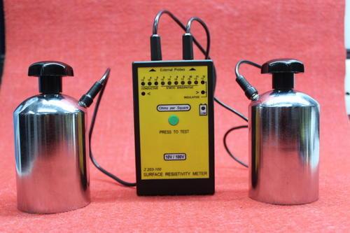 Surface Restivity Meter