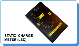 Static Charge Meter (LED)