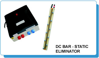 DC Bar Static Eliminator