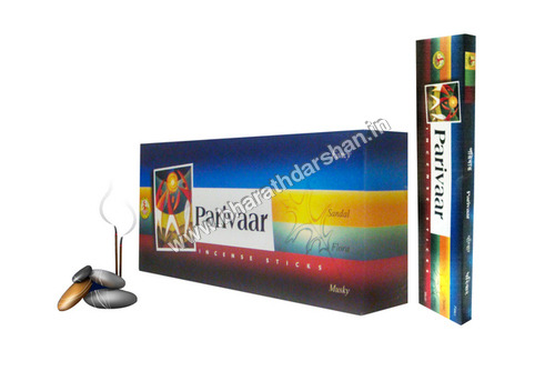 Parivar 20 Sticks Flat Box Packing(4 In 1)