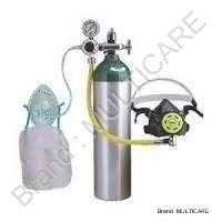 Hospital Oxygen Cylinders