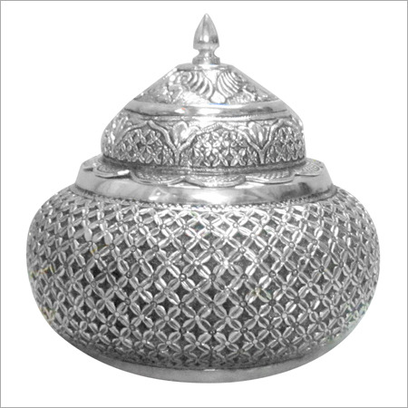 Handcrafted Silver Kalash